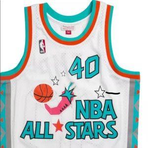 Shawn Kemp NBA Allstar Jersey